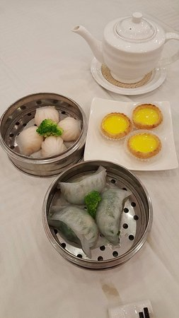 Tustin, Californië: Assorted dim sum
