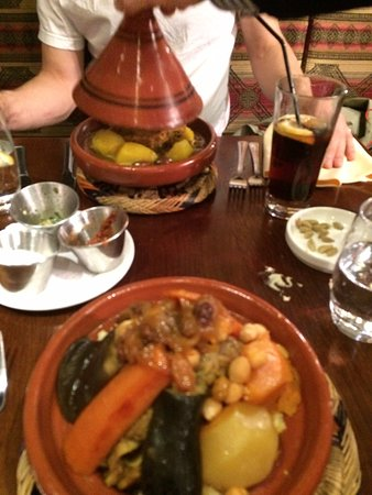 Sidi Maarouf : Tagine Badawi