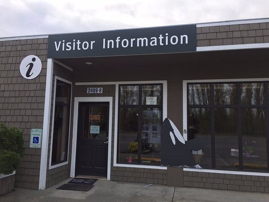‪Port Townsend Visitor Center‬