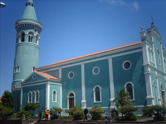 Silveira Martins, RS: Igreja Matriz - Foto de 2007