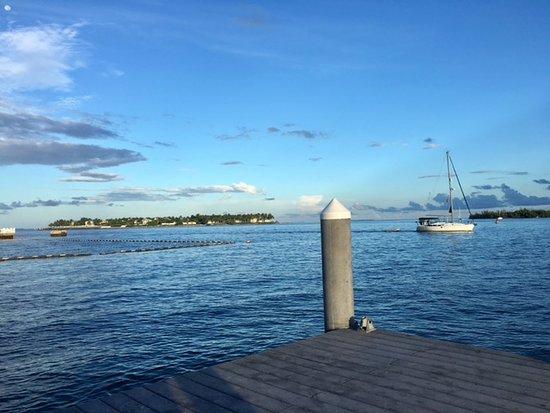 Hyatt Centric Key West Resort and Spa: Prachtig uitzicht buiten