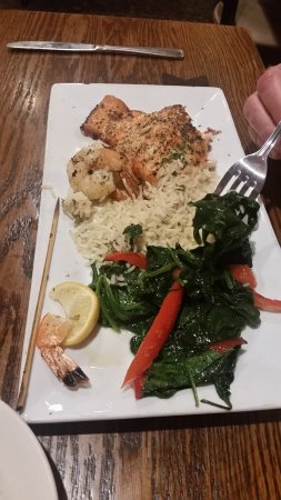 Marblehead Chowder House: Key West Salmon