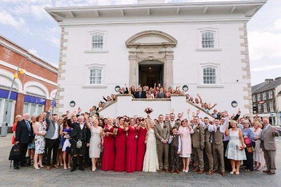 Antrim, UK: our wedding <3