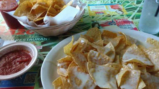 Jefferson City, Tennessee: Mmmmmm nachos