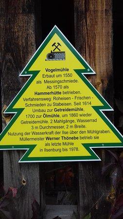 Ilsenburg, Alemania: so steht es geschrieben