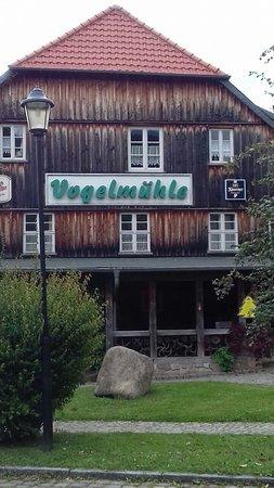 Ilsenburg, Alemania: Giebelseite
