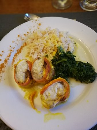 Ligre, Γαλλία: Abendessen