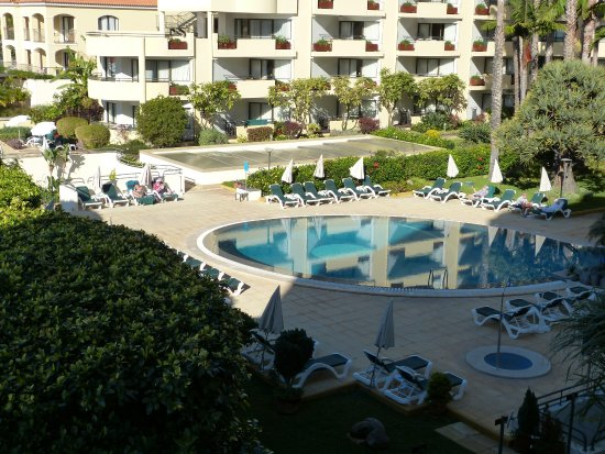 Suite Hotel Eden Mar: This was taken on an earlier holiday in January this year
