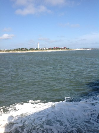 Cape May Whale Watcher: cape may lighthouse