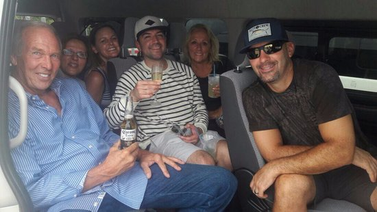 VIP Transportation Los Cabos: Let the fun begin !! Happy birthday to you ..