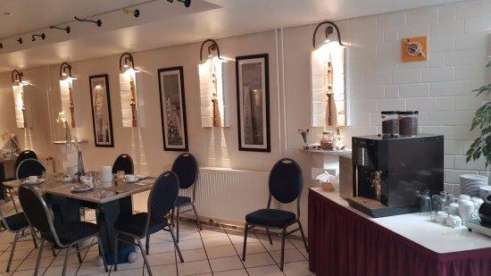 Frühstücksraum Bild Von Kastens Hotel Düsseldorf