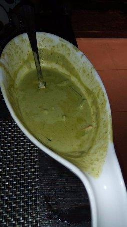 Trikaya: Aromatic Veg Thai Curry Green