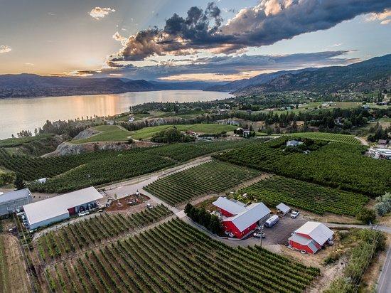 Naramata, แคนาดา: JoieFarm Winery