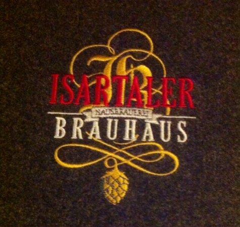 Isartaler Brauhaus: Menù .....