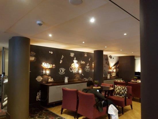 Eden Rembrandt Square Hotel Amsterdam Photo