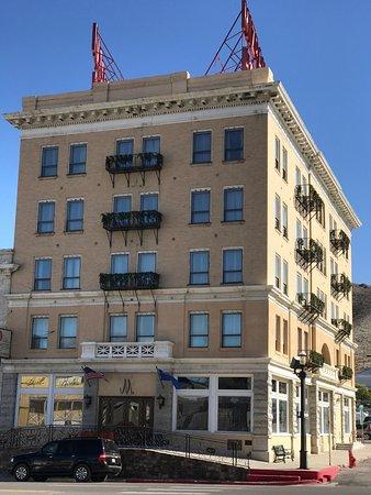 Mizpah Hotel: The Mizpah