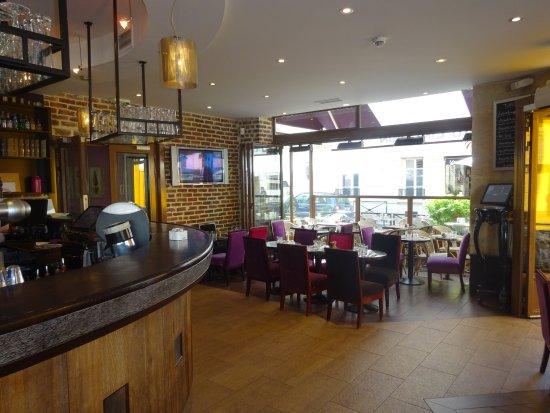Restaurant Rue Greffulhe Levallois