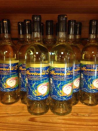 Panama City Beach Winery: Hurricane 5 sangria. Mmmmm....... :)