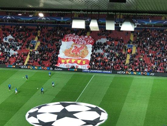 Liverpool Stadium Tour Review
