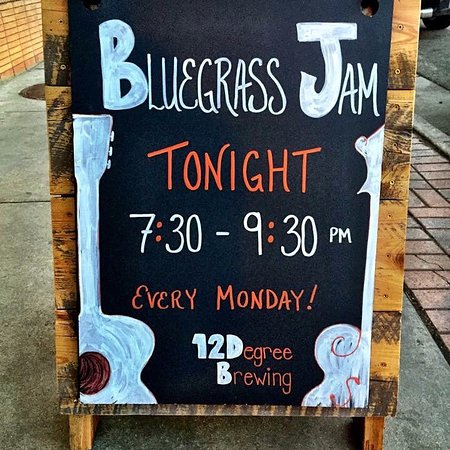 Louisville, CO: Bluegrass every Monday at 7:30