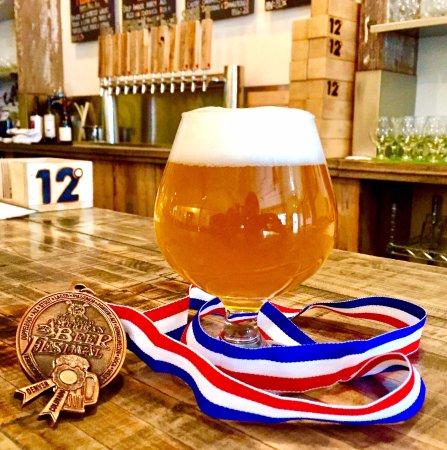 Louisville, CO: Treachery - World Beer Cup Gold and GABF Bronze-winning Golden Strong Ale