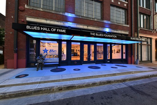 ‪Blues Hall of Fame Museum‬