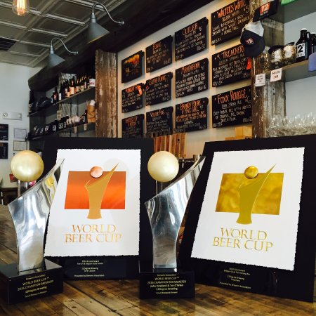 Louisville, CO: World Beer Cup 2016 Brewmaster of the Year