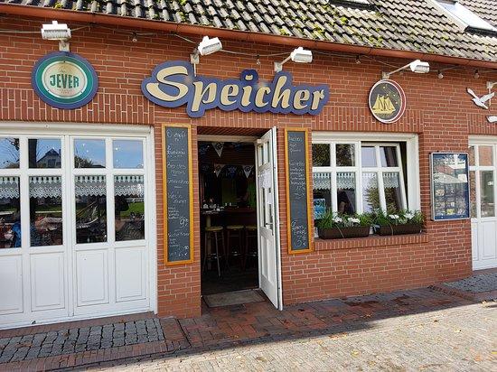 Carolinensiel, Tyskland: Speicher