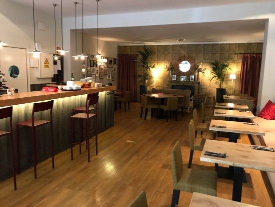 Greener madrid fotos n mero de tel fono y restaurante - Restaurante greener ...