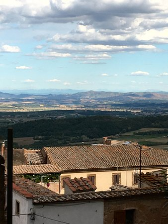 Camere Bellavista: View from Room 112