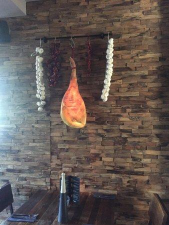 Seevetal, Tyskland: Leckere Steaks vom Lavastein grill und Paella