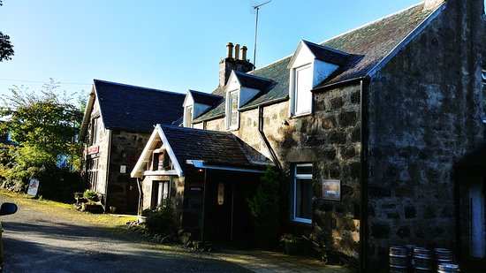 Edinbane, UK: The Lodge