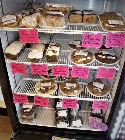 Emory, TX: Sugar free and Gluten free options