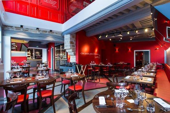Le pre aux clercs dijon restaurant reviews phone - Cuisine discount dijon ...