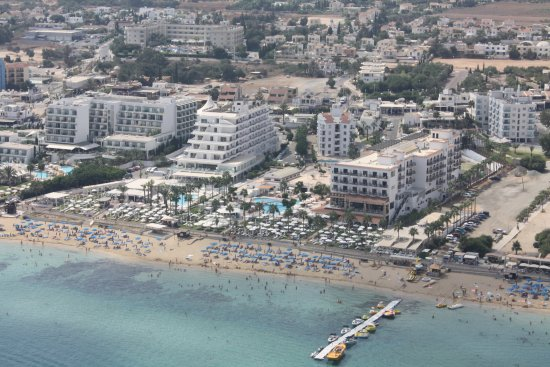 Vrissiana Beach Hotel Photo