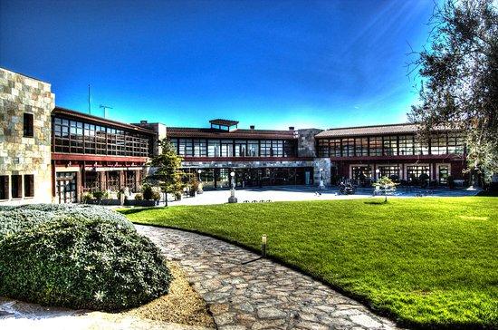 El Hotel Villa Nazules