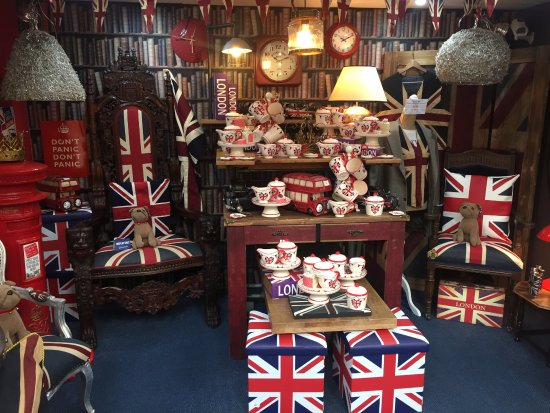 Oswestry, UK: Made in Britain