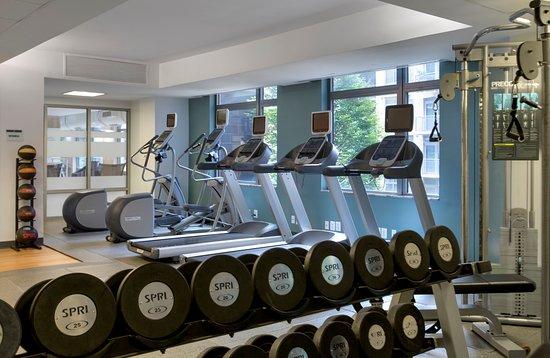 Hotel Gym Picture Of Hilton Garden Inn Washington Dc Us Capitol
