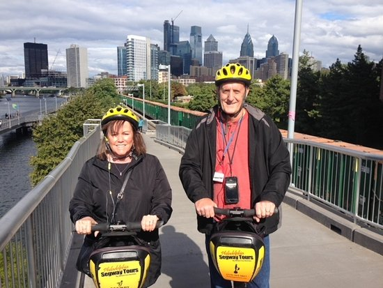 Foto de Philadelphia Segway Tours by Wheel Fun Rentals