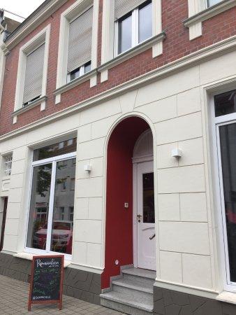 Ahlen, Deutschland: Außenansicht