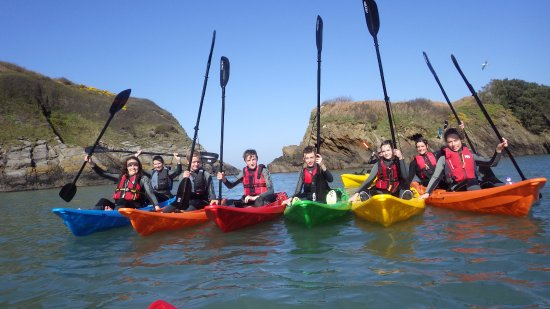 Combe Martin, UK: North Devon's number 1 kayak hire company