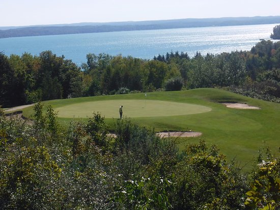 Kewadin, MI: Torch Lake course