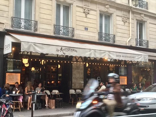 Duck Breast Photo De Les Antiquaires Paris Tripadvisor