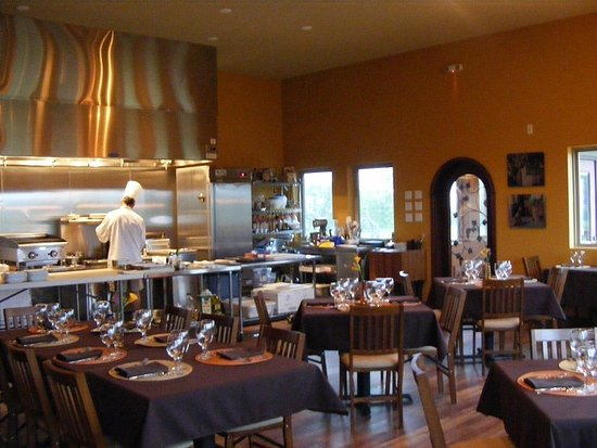 restaurant open kitchen concept. Elements Restaurant: Our Open Kitchen Concept Allows You To Watch Our Chef  Do His Thing Restaurant