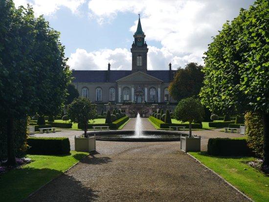 Royal Hospital Kilmainham: View from garden