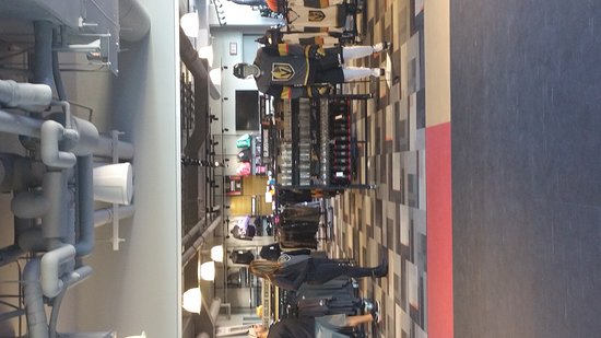 brand new 9c034 68a98 Golden Knights Store in City National Arena - Picture of ...