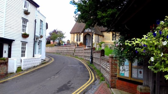 Bexhill-on-Sea, UK: further up the road