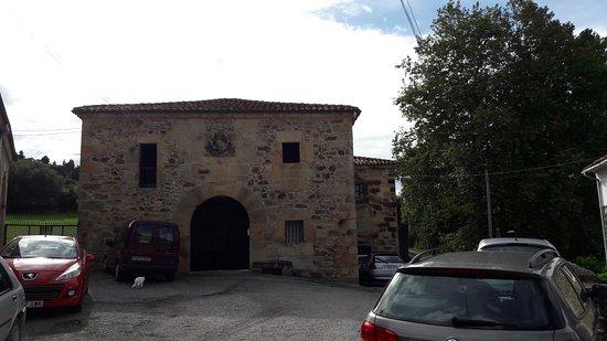 Casa del Intendente Riano
