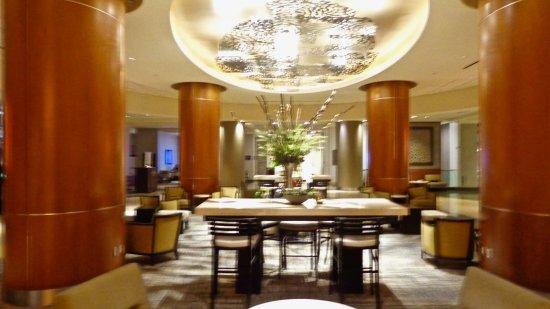 Anaheim Marriott: Lobby