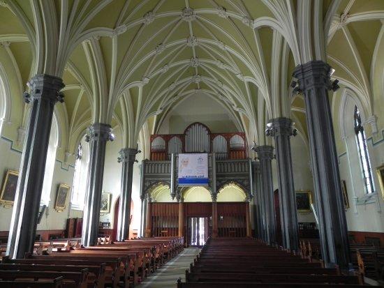 Tuam, Ireland: organ